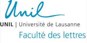 Logo de la faculté des lettres - UNIL